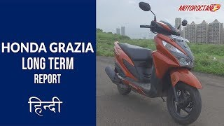 Download Honda Grazia Long Term Report 1 | Hindi | MotorOctane Video