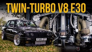 Download 800hp BMW E30 V8 Review: My Perfect Widow Maker Video