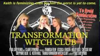 Download Transgender Story Male to Female 'Transformation Witch Club' Trailer Video