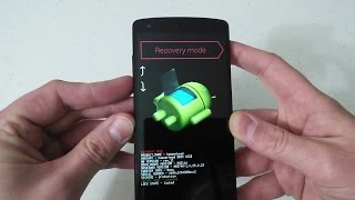 Download Nexus 5 Hard Factory Reset Fastboot Bootloader Recovery Mode Video