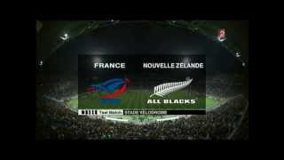 Download Rugby a XV - France - Nouvelle Zelande 1ere mi-temps.test-Match - 28.11.2009) French. Video