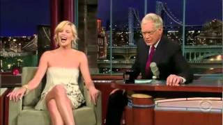 Download David Letterman interacting with his female guests: supercut Video