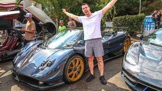 Download I FOUND A $10 MILLION PAGANI ZONDA! Video