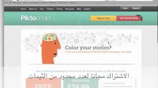 Download piktochart موقع لعمل الاتفوجرافيك Video