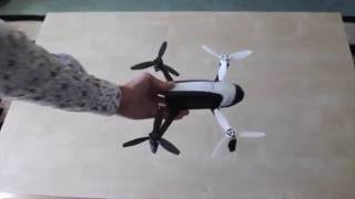 Download Parrot Bebop essential pre-flight checks Video