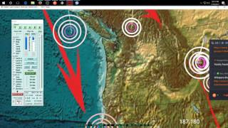 Download 1/19/2017 - Nightly Earthquake Update + Forecast - Large M6.8 strikes + Italy rupture explained Video