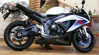 Download GSXR 750 Escapamento Video