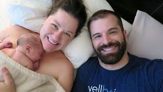 Download OUR BABY IS COMING!!! NATURAL BIRTH VLOG (clean) Video