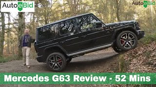 Download Mercedes G63 2019 Detailed Review (52 mins) - G Class Wagen Video