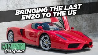 Download How hard is importing a Euro-Spec Ferrari Enzo into the US? Video