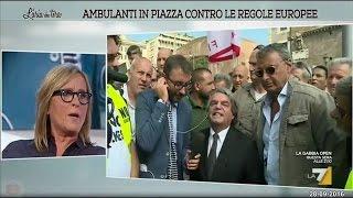 Download Renato Brunetta alla giornalista Meli Lei è una Buffona e incapace lei è asservita a Renzi Video