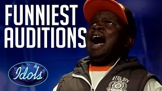 Download Funniest Auditions Ever On Idols South Africa 2016 | Idols Global Video