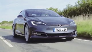 Download The Tesla Model S P100D | Chris Harris Drives | Top Gear Video