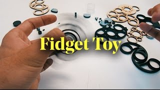 Download Designing and Making your own Fidget Toy - DIY Hand Spinner / Finger Spinner Video