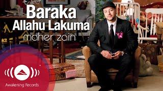 Download Maher Zain - Baraka Allahu Lakuma | Official Lyric Video Video