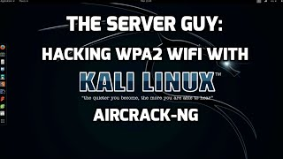 Download Pentest: Hacking WPA2 WiFi using Aircrack on Kali Linux Video