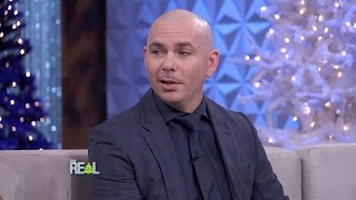 Download Pitbull Loves Strong Women, Pantsuits, and Making Education Sexy! Video