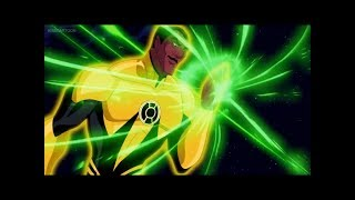 Download Sinestro's attack on Oa part 1/2 (Green Lantern: First Flight) Video