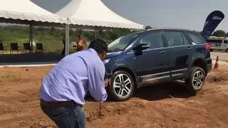 Download Tata Hexa Off-Road Experience - Tata Motors Video