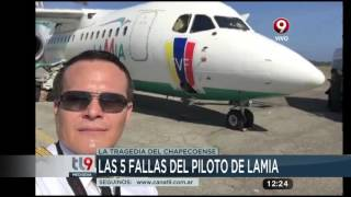 Download Los 5 errores del avión en la tragedia de Chapecoense Video