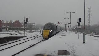Download Snow Day at Exeter st Davids Including 802 101 Video