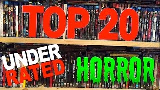 Download The Top 20 Most Underrated Horror Movies Video