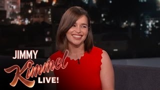 Download Emilia Clarke Can Talk Like a Valley Girl Video