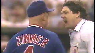 Download Don Zimmer fight with Umpire 1989 Video