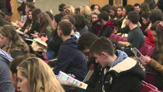 Download Trinity College Dublin's Open Day Video