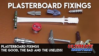 Download Plasterboard fixings- The good, the bad and the useless! Video