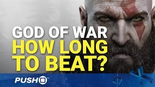 Download God of War PS4: How Long Does It Take to Beat? | PlayStation 4 Video