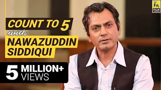 Download Nawazuddin Siddiqui On His Top 5 Scenes | Anupama Chopra | Film Companion Video