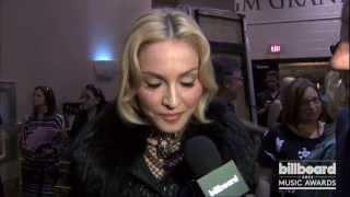 Download Madonna Backstage at the Billboard Music Awards 2013 Video