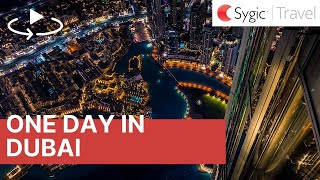 Download One day in Dubai 360° Virtual Tour Video