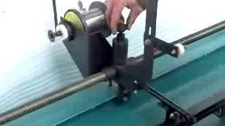 Download winding machine for hot runner coiling heater Video