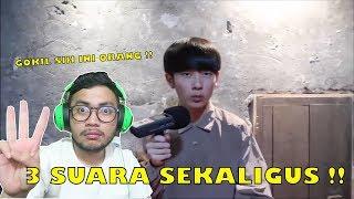 Download GILAA !! BUKAN 2 SUARA LAGI ! 3 SUARA KELUAR SEKALI NGE BEATBOX !! - SansReaction Video