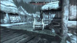 Download Where to Feed as a Vampire in Skyrim (My Best Place) Video