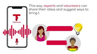 Download TalkFutures, collect ideas to solve the challenges of tomorrow Video
