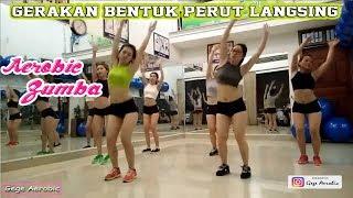 Download Senam Aerobic Zumba Gerakan Membentuk Pinggul dan Perut Ramping Video