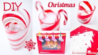 Download DIY Christmas Decorations – Do-It-Yourself Holiday Room Decor Video