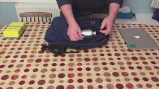 Download Tom Bihn Synapse 25 Packing Review Video