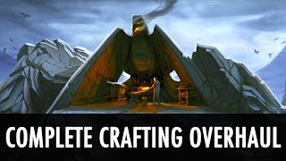 Download Skyrim Mod: Complete Crafting Overhaul Remade Video