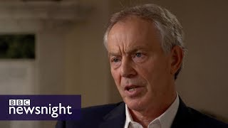 Download Tony Blair on Corbyn and the lessons from 2017 election (full interview) - BBC Newsnight Video