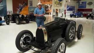 Download 1927 Bugatti Type 35 Pur Sang Replica - Jay Leno's Garage Video
