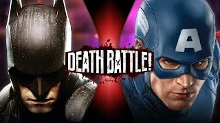 Download Batman VS Captain America (DC VS Marvel) | DEATH BATTLE! Video