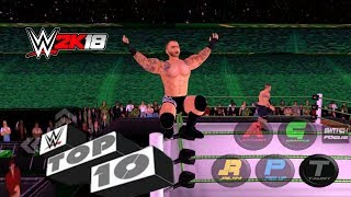 Download Top 10 Excruciating Extreme Moves - WRESTLING REVOLUTION 3D Video