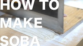 Download How to Make Soba Noodles Video
