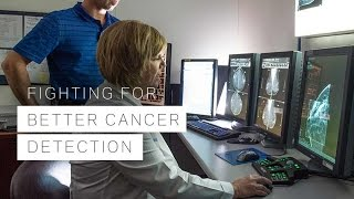 Download Fighting for Better Cancer Detection Video