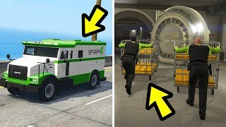 Download GTA 5 - What Happens if you Follow the Money Trucks? Video