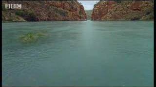Download Great natural wonders - tidal waves at Talbot Bay, Australia - David Attenborough - BBC Video